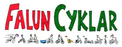 Falun cyklar logo